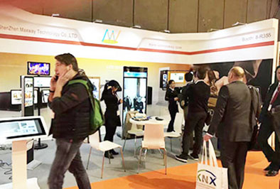 Successful show in Integrated Systems Europe 2018!