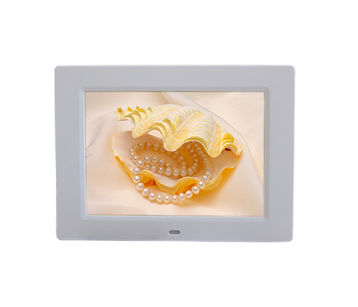 8 Inch The Thinnest Digital Photo Frame With Lowest Price