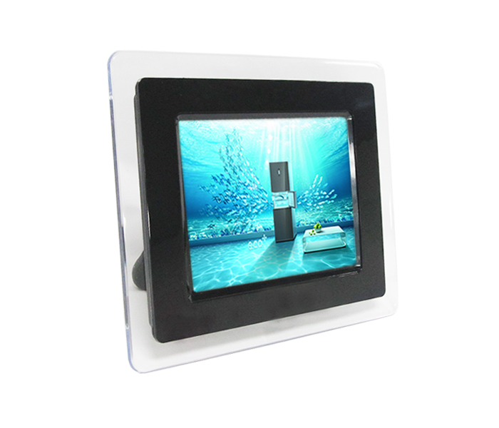 8Inch Digital Photo Album With Led Frame