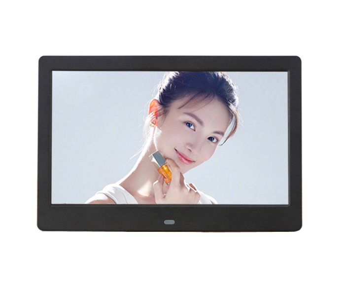 10 Inch LCD Memories Digital Picture Frame With Slideshow Video Player