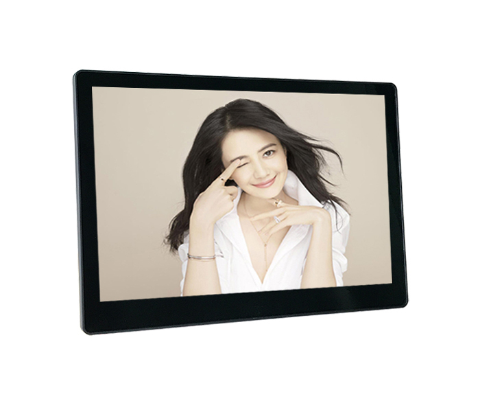 12 Inch LCD HD Video Digital Photo Frame For Commercial Advertising