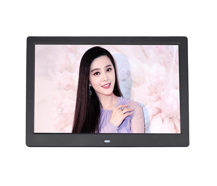 12 Inch Portable Digital Photo Frame With Oem Logo