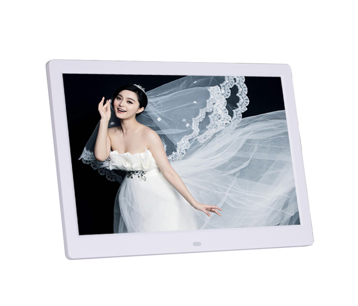 14 Inch Vesa Wall Mount Digital Photo Frame  With Loop Video