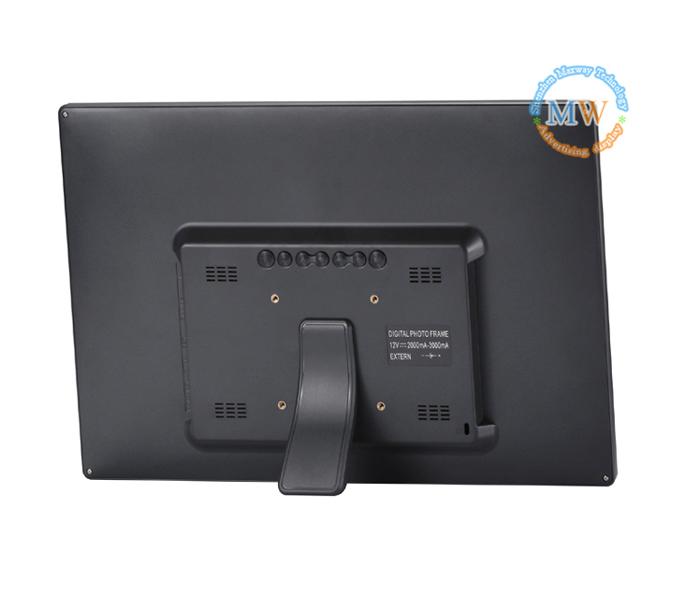 17.3 Inch Full hd 1080p Digital Photo Frame With USB SD Card