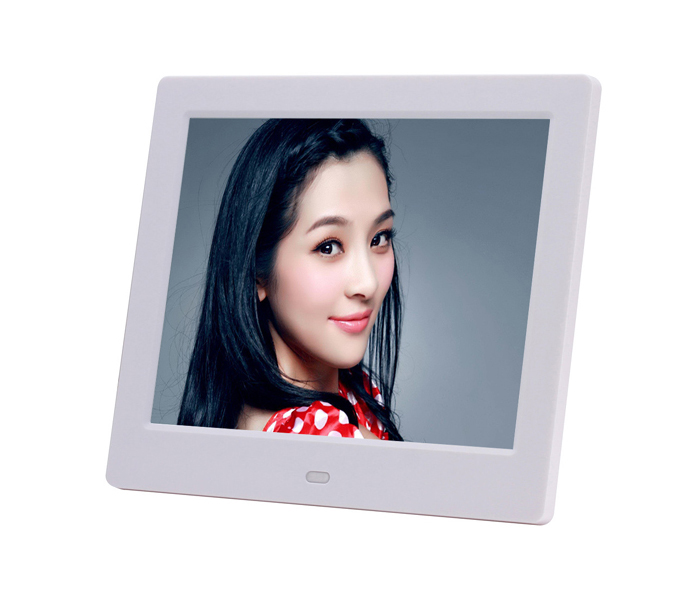 8 Inch Wifi Wall Mount Digital Photo Frame Usb Flash Drive