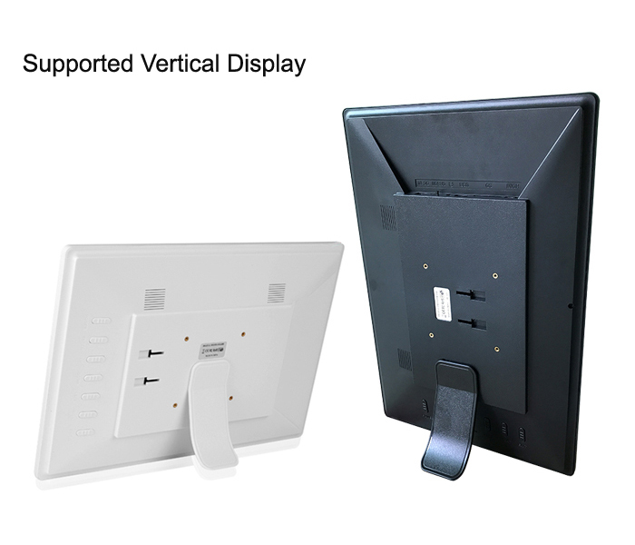 12Inch Wall Mount Digital Picture Frame Android Wifi Network