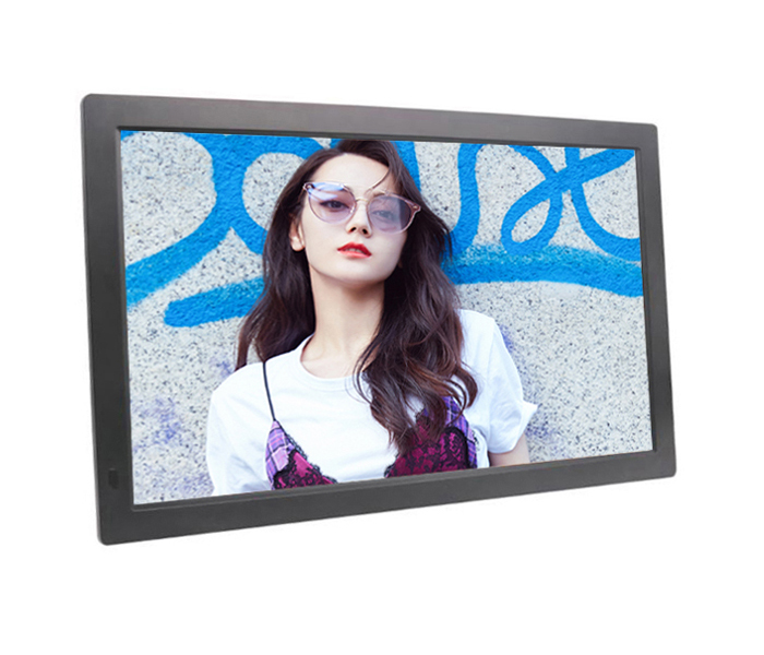18.5 inch Electronic Photo Frame With Loop Video