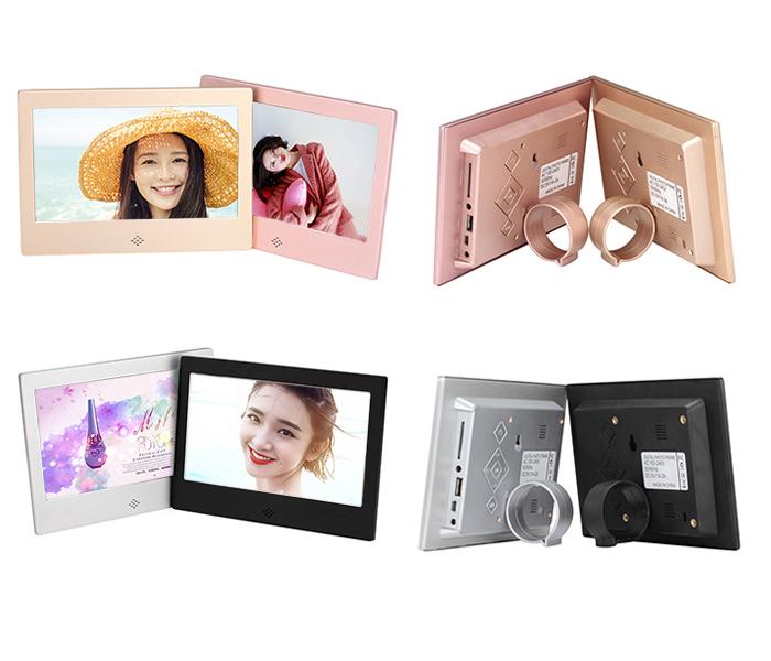 7 Inch LCD Digital Photo Album For BirtHDay Gift