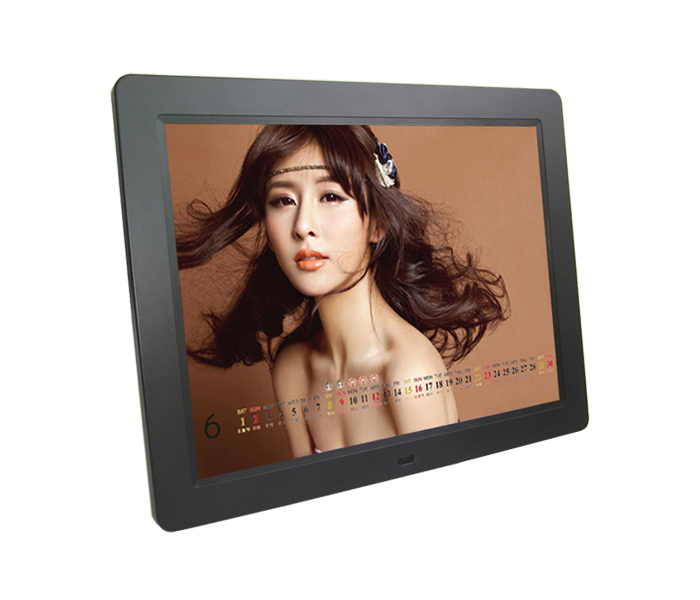 15 Inch Square 4:3 Resolution 1024x768 LCD Digital Picture Frame
