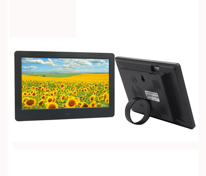 Black Or White Color Touch Screen 7 Inch Mini Size Wifi Android 4.4 Digital Photo Frame