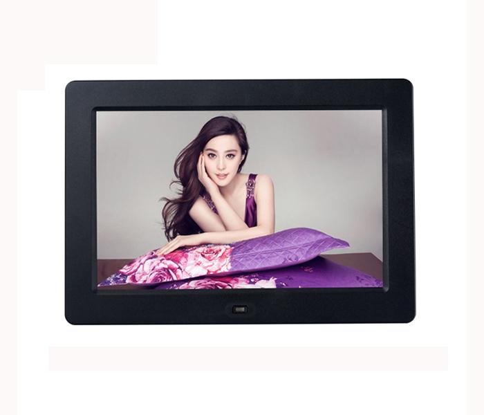 Motion Sensor Loop Video Play Lcd Screen 8Inch Digital Photo Frame With Usb Port