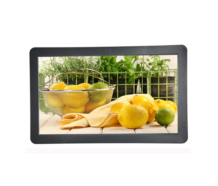 Latest Design 15.6 Inch 1920*1080 Hd Lcd Digital Photo Frame With A Bracket