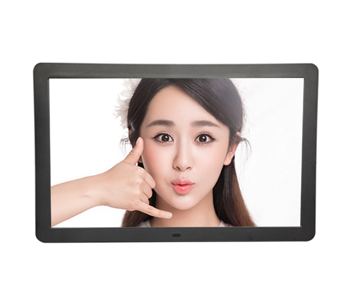 Multi Function 21.5 Inch High Definition Digital Photo Frame 21Inch With Video Playback
